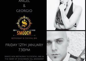 Angel & Georgio - Smooch