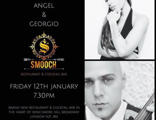 Angel & Georgio – Smooch